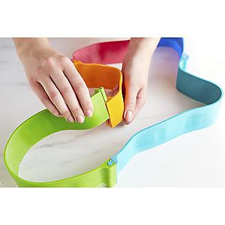 Lakeland 6-Piece Shape a Cake Flexible Silicone Cake Mould Set alt image 5