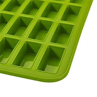 Reinforced Silicone 24-Cup Mini Loaf Rectangular Mould alt image 4