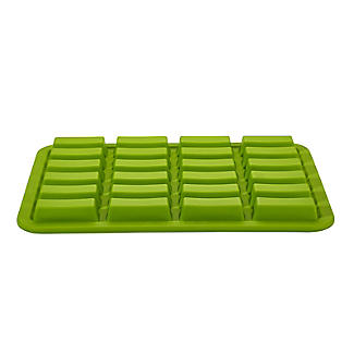 Reinforced Silicone 24-Cup Mini Loaf Rectangular Mould alt image 5