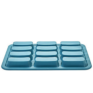 Reinforced Silicone 12-Cup Mini Loaf Cake Pan alt image 8