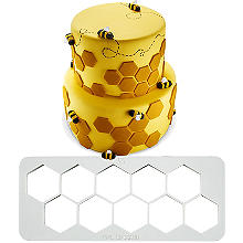 PME Geometric Multicutters Hexagon - Set of 3