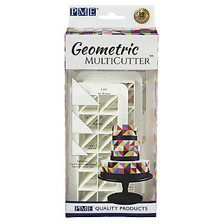 PME Geometric Multicutters Right Angle Triangle - Set of 3 alt image 7