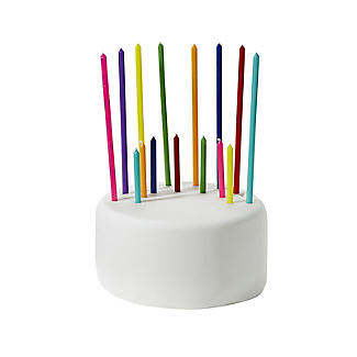 Wilton Tall and Short Birthday Candles - Pack of 20