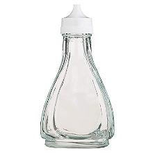 Traditional Glass Vinegar Bottle 140ml
