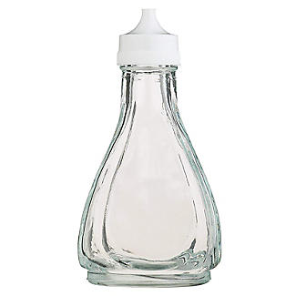 Traditional Glass Vinegar Bottle 140ml