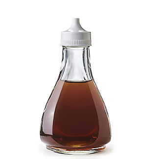 Traditional Glass Vinegar Bottle 140ml alt image 2