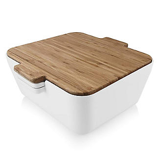 Tomorrow's Kitchen Bread and Dip Dish Set with Cutting Board alt image 3