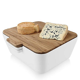 Tomorrow's Kitchen Bread and Dip Dish Set with Cutting Board alt image 4