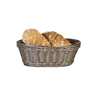 Dishwasher Safe Bread Basket Oval