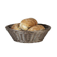Dishwasher Safe Bread Basket Round