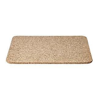 T&G Woodware Rectangular Cork Table Mats Set of 6