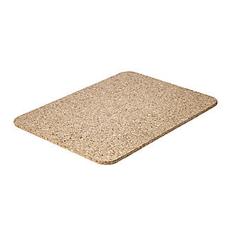 T&G Woodware Rectangular Cork Table Mats Set of 6 alt image 4