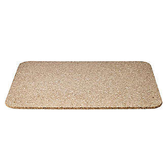 T&G Woodware Large Rectangular Cork Table Mats Set of 4 alt image 2