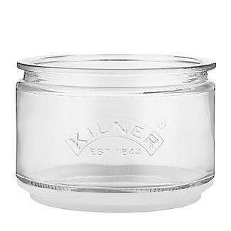 Kilner Stackable Glass Storage Jar Set – 900ml and 2 x 880ml alt image 4