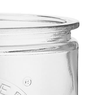 Kilner Stackable Glass Storage Jar Set – 900ml and 2 x 880ml alt image 5