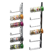 Hahn Pisa 12-Jar Spice Rack