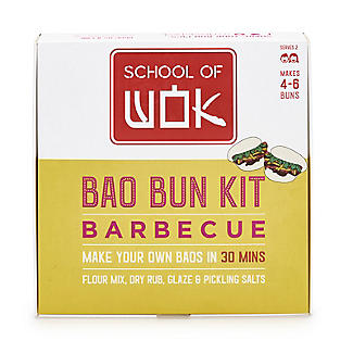 School of Wok Barbecue Bao Bun Kit 358g alt image 1