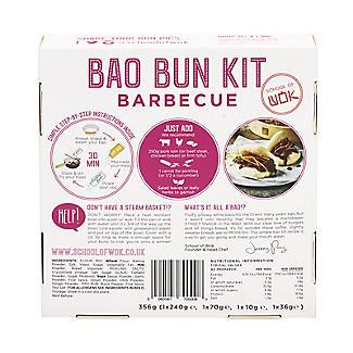 School of Wok Barbecue Bao Bun Kit 358g alt image 3