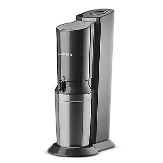 Sodastream Crystal Sparkling Water Maker Black with 60L Gas Cylinder alt image 4