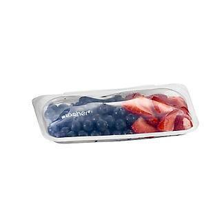 Stasher Reusable Food Storage Bag Clear - Small 293ml alt image 5