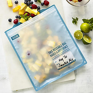 Russbe Reusable Snack Bags – Pack of 8 alt image 6