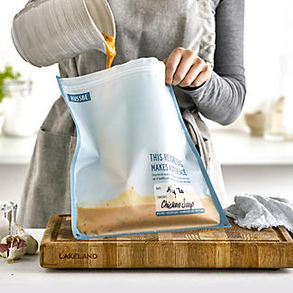 Russbe Reusable Snack Bags – Pack of 8 alt image 8