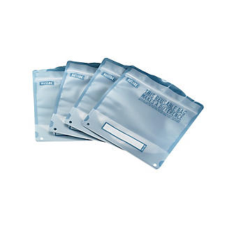 Russbe Reusable Sandwich Bags – Pack of 8 alt image 6