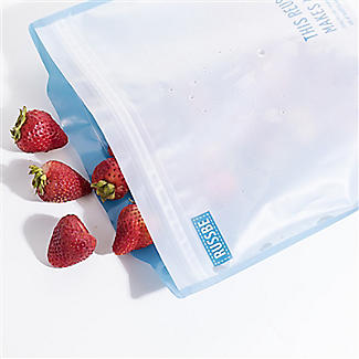 Russbe Reusable Freezer Bags – Pack of 8 alt image 3
