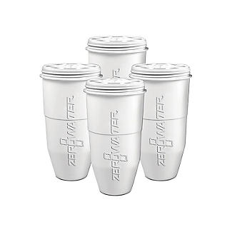 ZeroWater Replacement Water Filters – Pack of 4