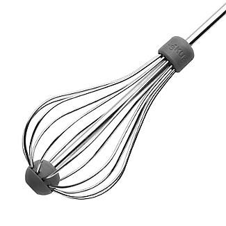 Lékué Express Mixing Kit with 2 Interchangeable Whisks - Grey alt image 5
