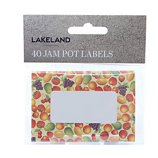 Lakeland 40 Decorative Jam Jar Labels alt image 2