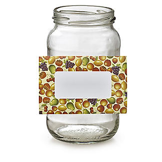 Lakeland 40 Decorative Jam Jar Labels alt image 3