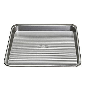 USA Pan Scoop Cookie Baking Sheet with Handle