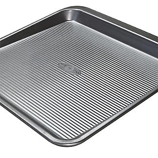 USA Pan Scoop Cookie Baking Sheet with Handle alt image 3