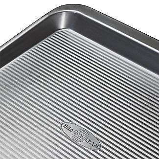 USA Pan Scoop Cookie Baking Sheet with Handle alt image 4