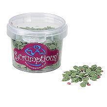 Scrumptious Sprinkles Holly and Berries Cake Sprinkles 60g