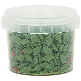 Scrumptious Sprinkles Holly and Berries Cake Sprinkles 60g alt image 3