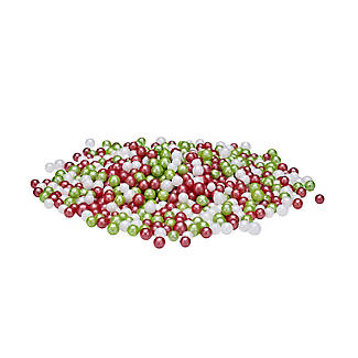 Scrumptious Sprinkles Christmas Glimmer Mini Pearls 80g alt image 2