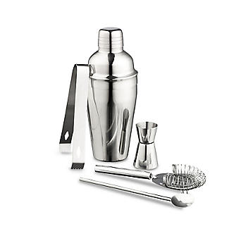 Lakeland 5-Piece Cocktail Shaker Set
