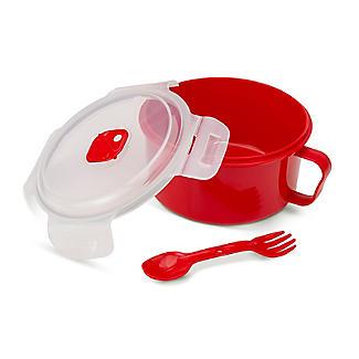 Microwave Porridge To Go Bowl