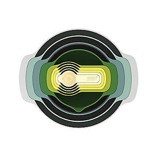 Joseph Joseph Nest 9 Plus Mixing Bowls Sieve And Spoon Set Opal alt image 4