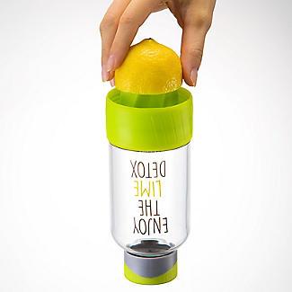 Lock & Lock Detox Sports Water Bottle Lime Green 520ml alt image 10