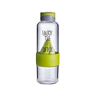 Lock & Lock Detox Sports Water Bottle Lime Green 520ml