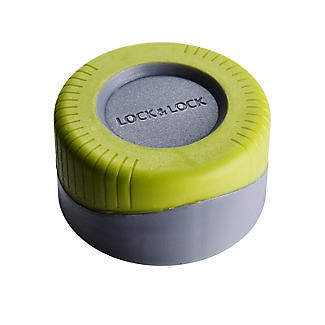 Lock & Lock Detox Sports Water Bottle Lime Green 520ml alt image 6