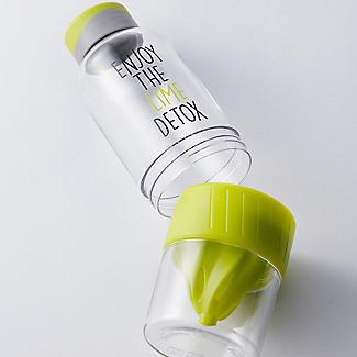 Lock & Lock Detox Sports Water Bottle Lime Green 520ml alt image 7