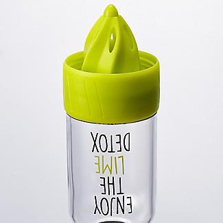 Lock & Lock Detox Sports Water Bottle Lime Green 520ml alt image 8
