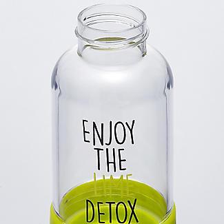 Lock & Lock Detox Sports Water Bottle Lime Green 520ml alt image 9