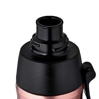 Thermos Carbonated Drinks Bottle Rose Gold 500ml alt image 4