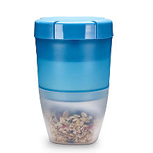 Trudeau Yoghurt and Granola Container For Breakfast On The Go 530ml