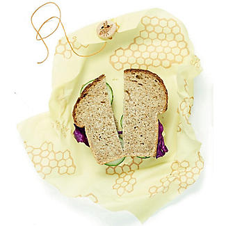 Bee's Wrap Reusable Sandwich Wrap 33 x 33cm